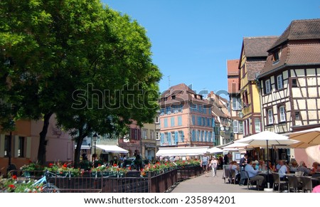 Alsace France Stock Images Royalty Free Images Vectors