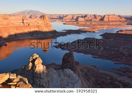 Alstrom Point - Glen Canyon National Recreation Area