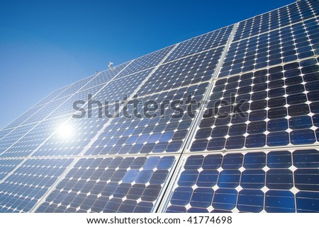 Alternate Energy - stock photo