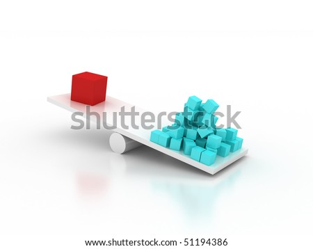 Alternative - stock photo
