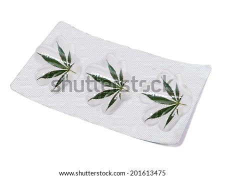 Alternative Medicine - stock photo