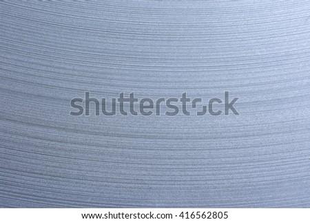 Aluminium background - stock photo
