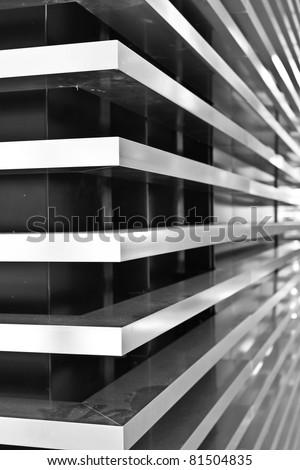 aluminum - stock photo