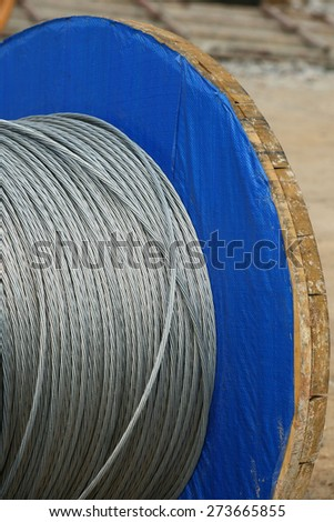 Aluminum Conductor for Power Electrical Cable