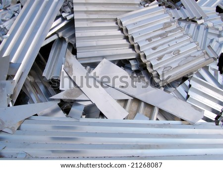 Scrap Metal Stock Photos Images Amp Pictures Shutterstock