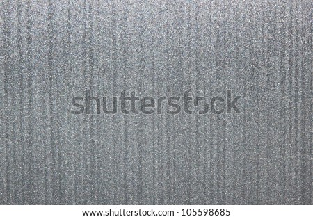 Aluminum surface texture
