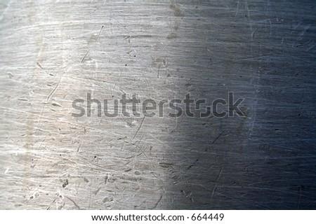 Aluminum texture 4 - stock photo
