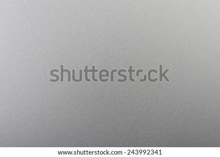 Aluminum textured sheet as background closeup - stock photo