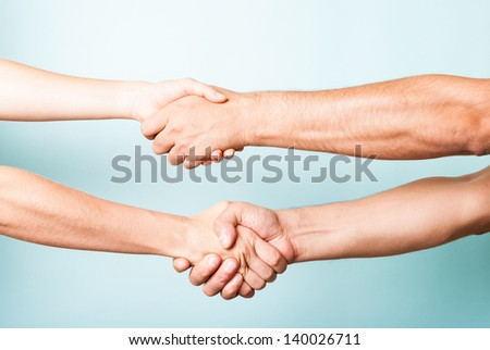 Always together - stock photo
