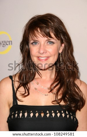 Amanda Tapping  at the NBC Universal 2008 Press Tour All Star Party. Beverly Hilton Hotel, Beverly Hills, CA. 07-20-08