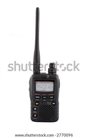 Amateur Radio Device - Concept of Communications - stock photo