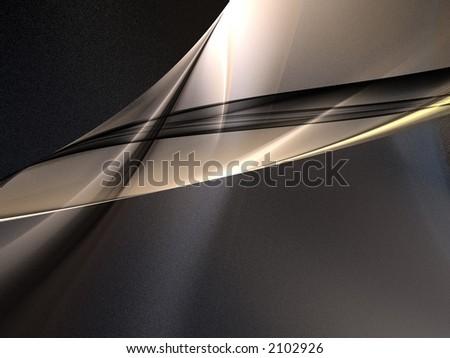 amazing light - stock photo