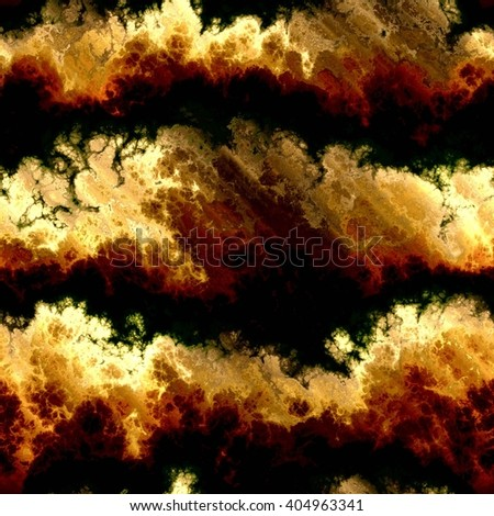 amazing seamless pattern design, marbled clouds with toxical smoke elements bright lights,