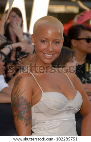 "Amber Rose at ""The Twilight Saga: Eclipse"" Los Angeles Premiere, L.A. Live, Los Angeles, CA. 06-24-10"