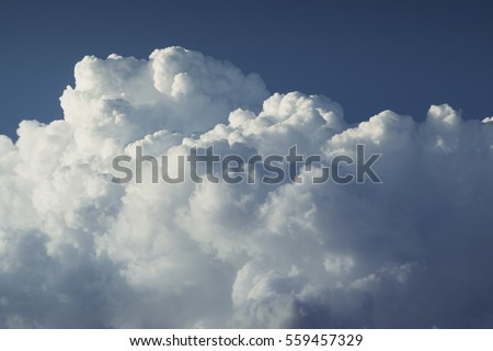 Ambient sky and cloud