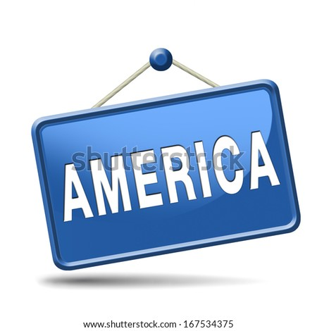 America north america or south  and central america travel vacation and tourism continent - stock photo