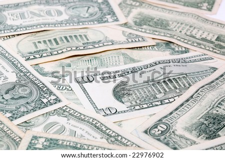 american dollars background business concepts