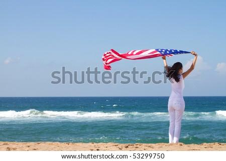 American dream - stock photo