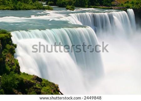 American Falls - stock photo