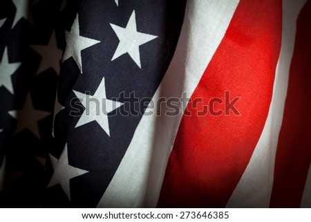 American Flag, Patriotism, Star.