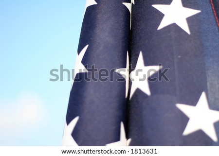 American Flag Star Field