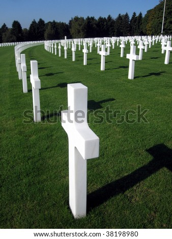 American World War 2 Cemetery