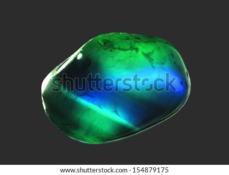amethyst stone - stock photo