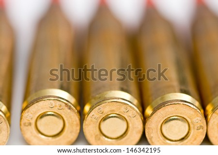 Ammo - stock photo