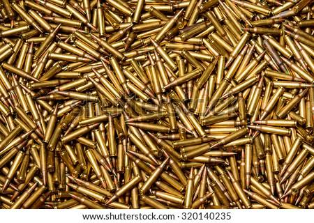 Ammunition 5.56 mm / bullet