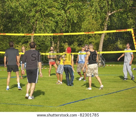 gay volleyball league