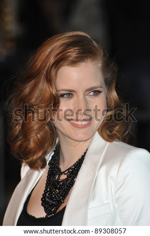 """Amy Adams at the Los Angeles premiere of her new movie """"Sunshine Cleaning"""" at the Pacific Theatres at The Grove. March 9, 2009  Los Angeles, CA Picture: Paul Smith / Featureflash - stock photo"""