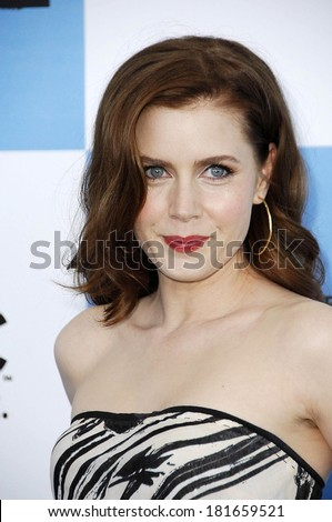 Amy Adams in attendance for Film Independent Spirit Awards, Santa Monica Beach, Los Angeles, CA, February 24, 2007