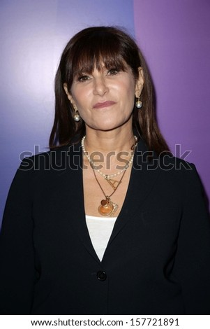 Amy Pascal at Variety's 5th Annual Power of Women, Beverly Wilshire, Beverly Hills, CA 10-04-13 - stock photo