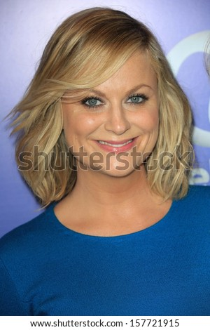 Amy Poehler at Variety's 5th Annual Power of Women, Beverly Wilshire, Beverly Hills, CA 10-04-13 - stock photo