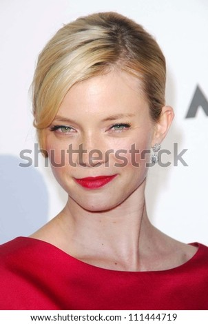 Amy Smart at The Sixth Annual Chrysalis Butterfly Ball. The Home of Susan Harris and Hayward Kaiser, Mandeville Canyon, CA. 06-02-07