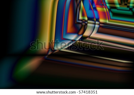 an abstract degraded background of different colors