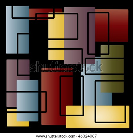 an abstract geometric background,jpg version