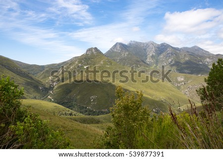 Wonderful Garden Route South Africa Stock Images Royaltyfree Images  With Fetching An Ariel View Of The Montagu Pass In Out Of George On The Garden Route Of With Charming Childrens Garden Tools Set Also Empty Garden In Addition Guerilla Gardener And Qe Hospital Welwyn Garden City As Well As Yeovil Garden Centre Additionally Garden Vacuum Petrol From Shutterstockcom With   Fetching Garden Route South Africa Stock Images Royaltyfree Images  With Charming An Ariel View Of The Montagu Pass In Out Of George On The Garden Route Of And Wonderful Childrens Garden Tools Set Also Empty Garden In Addition Guerilla Gardener From Shutterstockcom