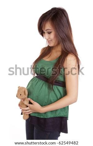 Pregnant Stuffed 78