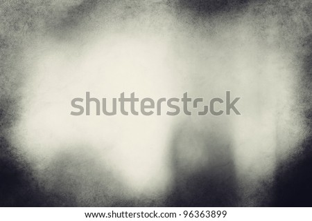An eerie Image is a composite of my photos. No filters have been used. black and white grunge texture or background with space for text or image. - stock photo