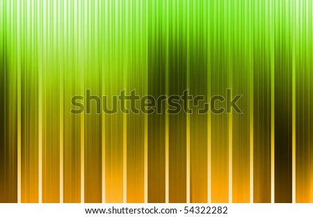 An Energy Spectrum With Data Grid Lines - stock photo