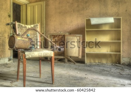 An HDR photo - stock photo