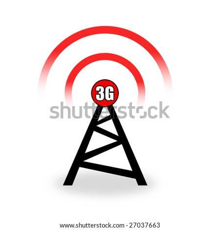 Cell Tower Icon Stock Photos, Royalty-Free Images & Vectors ...