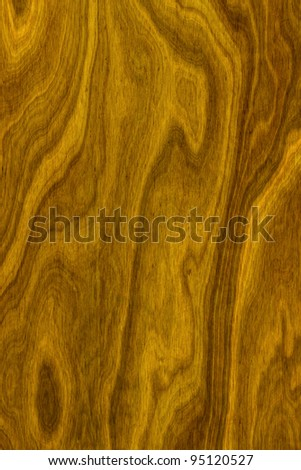 An image of a beautiful golden wood background - stock photo