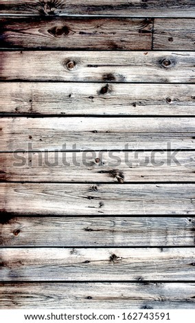 An image of a beautiful old grunge wood background - stock photo