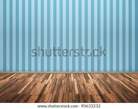 An image of a nice bright floor for your content - stock photo