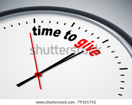An image of a nice clock with time to give