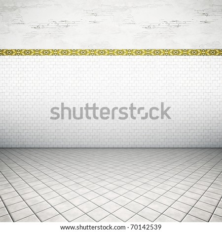 An image of a nice floor for your content - stock photo
