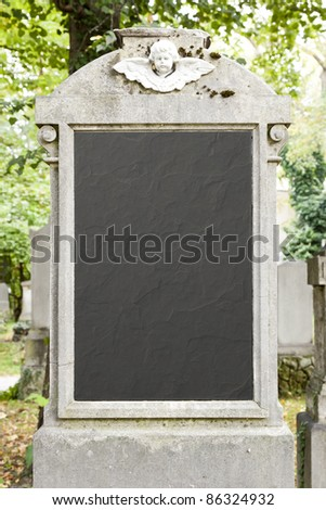 An image of a nice grave background - stock photo