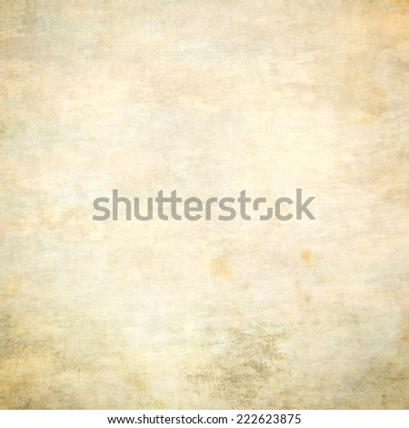An image of a nice grunge parchment background - stock photo